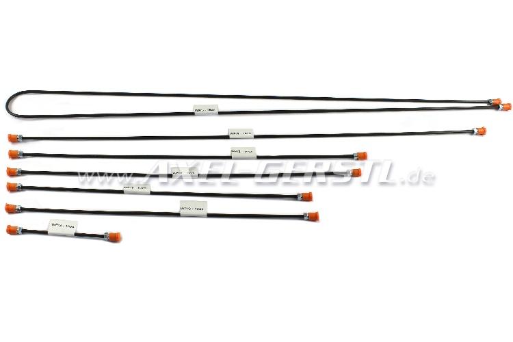 Brake line assembly