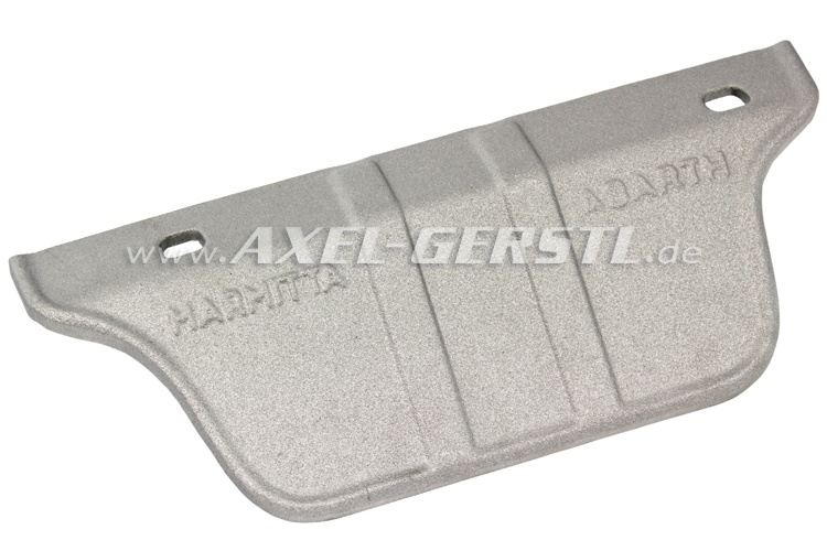 Heat-shield for engine compartment Abarth, aluminum