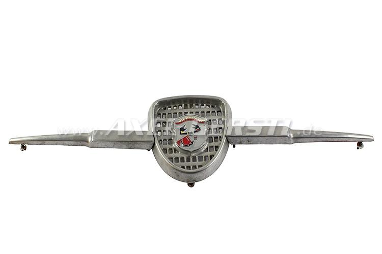 SoPo: Frontemblem Abarth inkl. Flügel & mittlerem Emblem