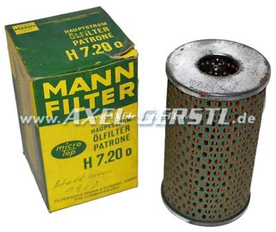SoPo: Hauptstrom Ölfilter Patrone von Mann H 7.20o