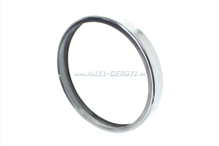 Headlamp aluminum ring/slim, single