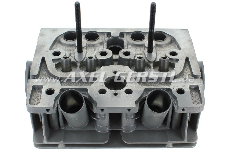 Cylinder-head (rebuilt) without valves and springs (as new)