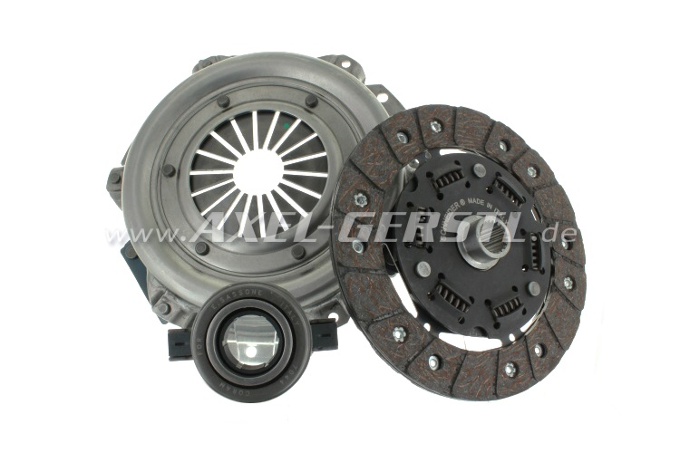 Complete clutch: thrust bearing/thrust plate/clutch disc