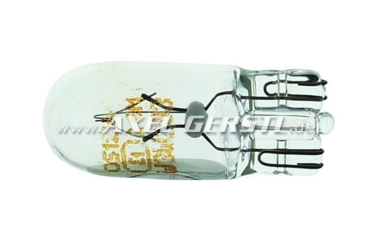 Lampadina per illuminazione strumenti, 12V/3W