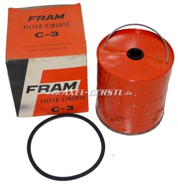 SoPo: FRAM C-3 Ölfiltereinsatz, Ölfilter
