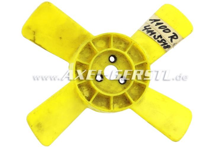 SoPo: Lüfterrad, Kunststoff, gebraucht, Orig. Fiat 4115518