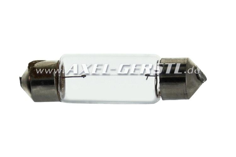 Bulb for courtesy light 12 V/3 W
