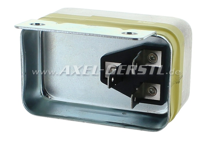 Lichtmaschinen-Regler extern (für BOSCH-Drehstrom-Lima)