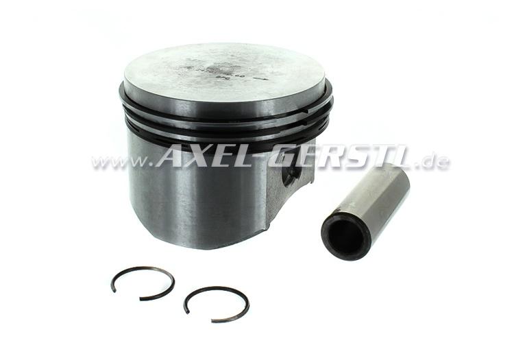Pistone 80,0 mm, segmenti del pistone e spinotto maggiorazio