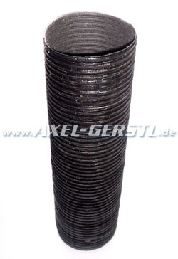 Fan/blower hose, woven fabric