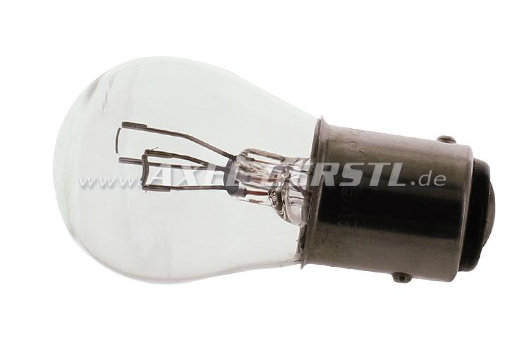 Lampe à incandescence 12V/21W/5W pour le feu arrière