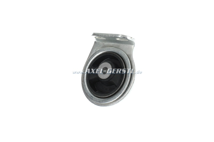 Transmission bearing rubber piece, left