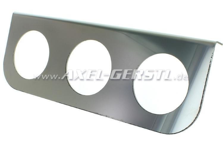 Quadretto per strumenti addizionali (inox), 52 x 53 x 52