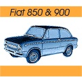 Fiat 850 & 900