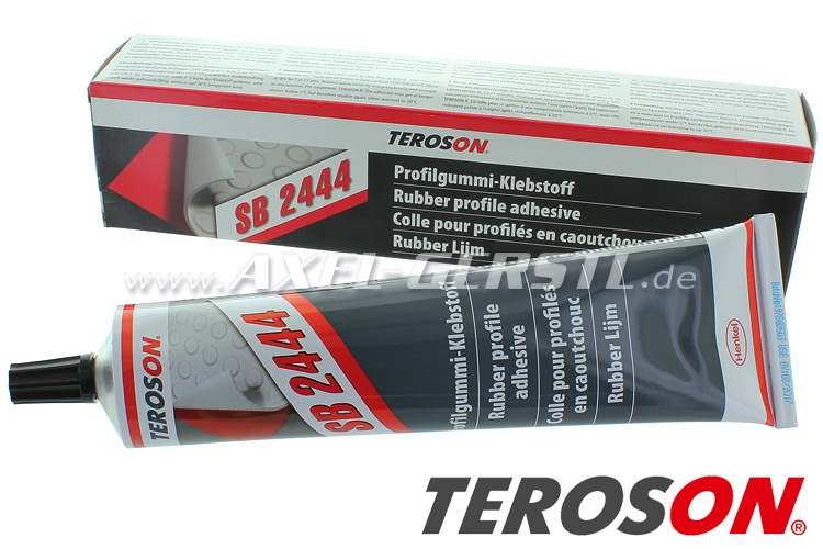 Rubber profile adhesive Terokal 2444, tube 175 g