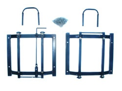 Mounting kit for bucket seat 23128 (for 2 seats)