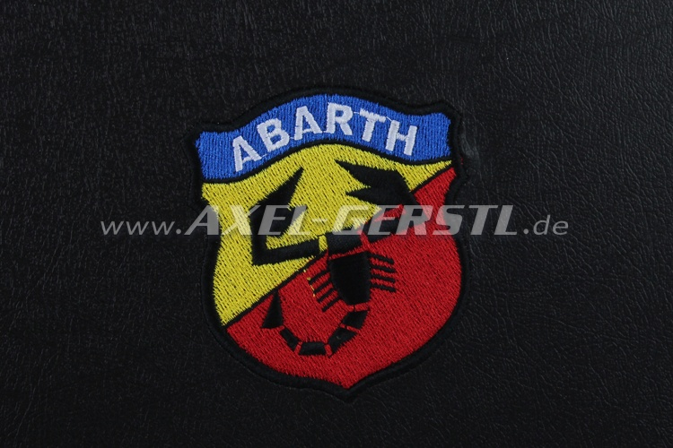 Roof Lining Sound Absorbing Plate Abarth Black Fiat 500 Flr
