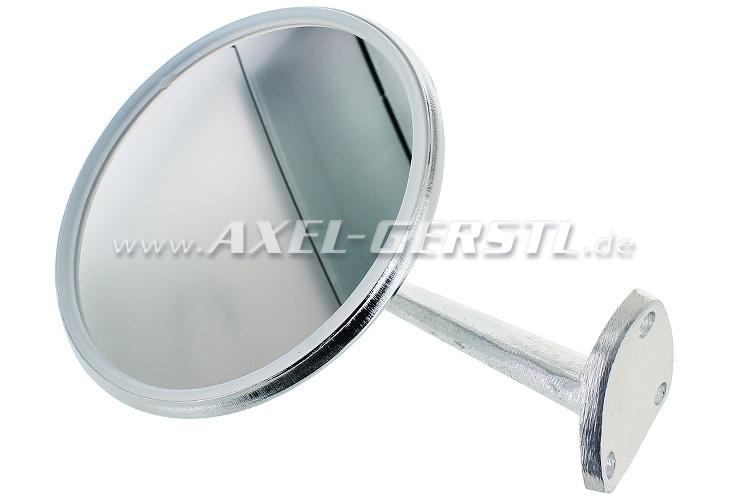 Specchietto retrovisore esterno sinistro, 12 cm