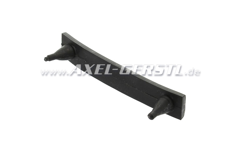 Rubber strips for trunk lid/front panel