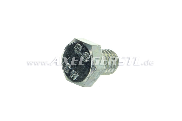 Screw for brake cylinder mounting, M6 x 8 mm