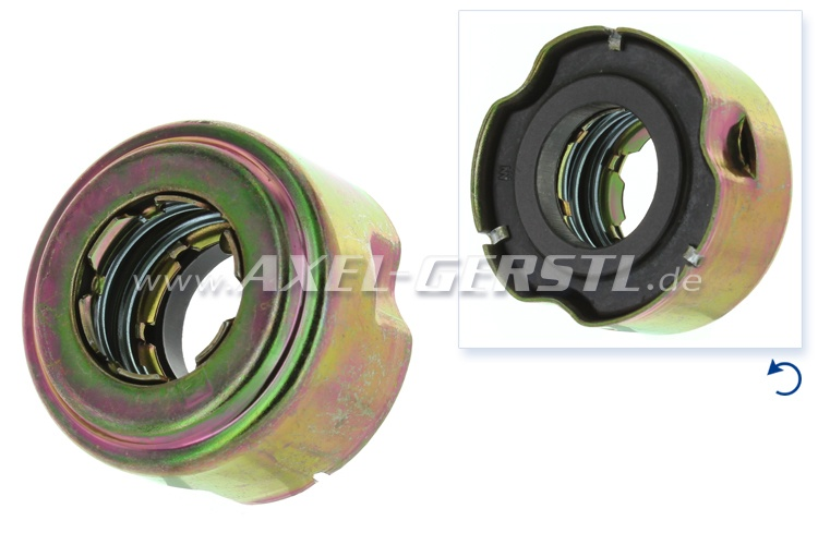 Driver rubber for water pump 17.2 x 36.6