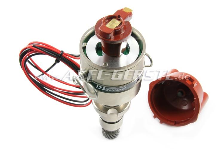 Schema Elettrico Per Accensione Elettronica Fiat 126 : Accensione elettronica distributore fiat
