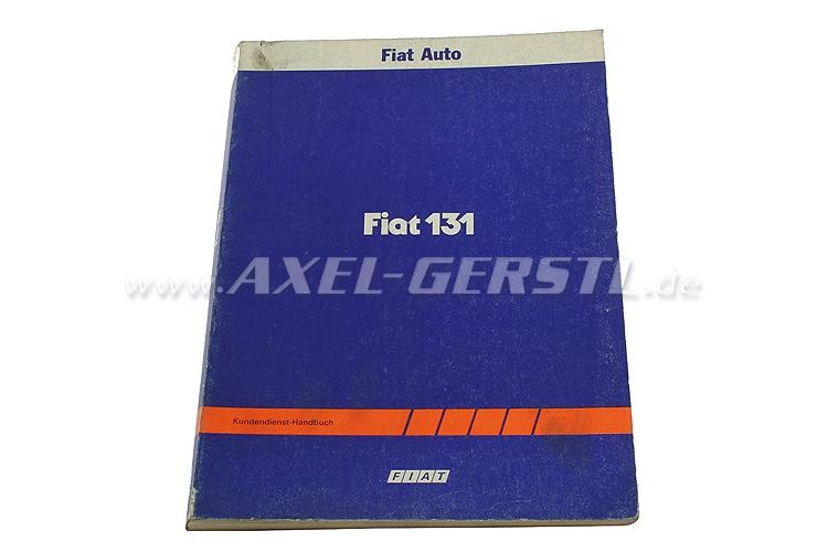 SoPo: Kundendienst-Handbuch Fiat 131