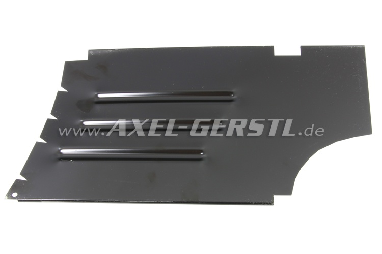 Repair panel for inner sill, rear right