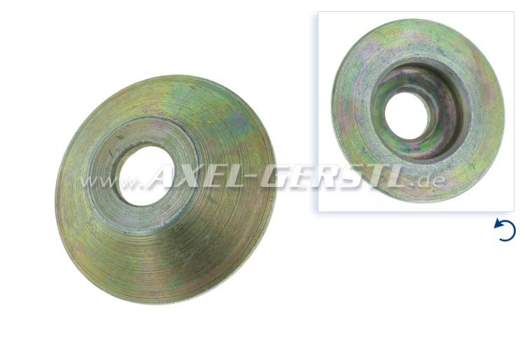 Disc for fan wheel (conic)