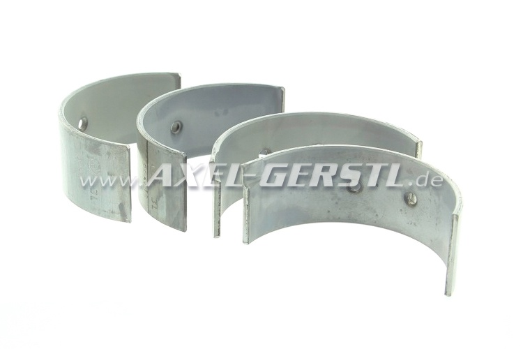 Set of big end bearings (2 drillings)