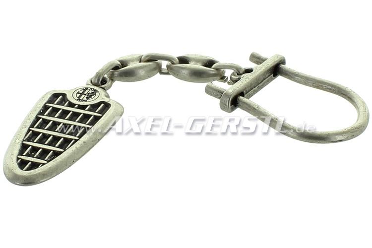 Alfa Romeo metal key fob