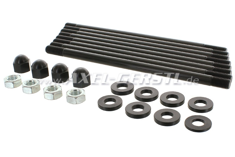 Stud bolt set for cylinder head, 24 pieces