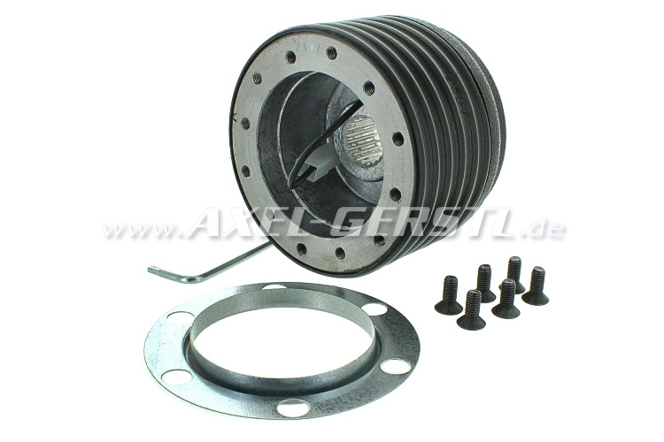 Steering wheel hub for Fiat 126, 127 - 147, City Brasil