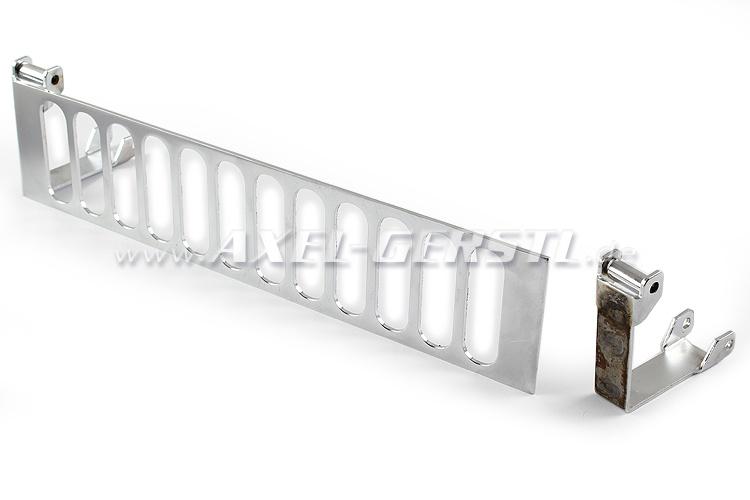 SoPo: Motorhauben-Aufsteller unten, Grill chrom (vertikal)