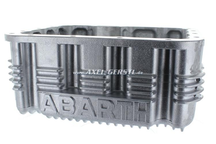 Abarth aluminum oil-pan, 4.0 l