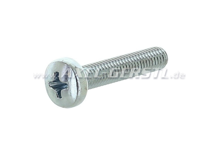 Screw for quarter vent window