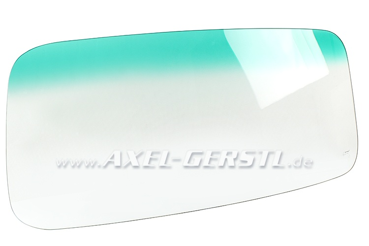 Parabrezza con cuneo verde (vetro laminato)