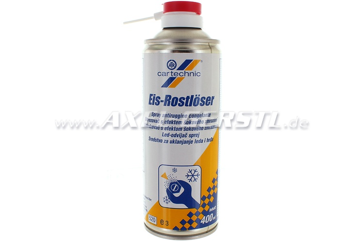 Spray antiruggine congelante, 400 ml