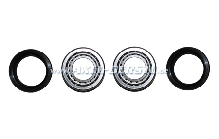 Set of rear wheel bearings, for 1 side (Pol. production)