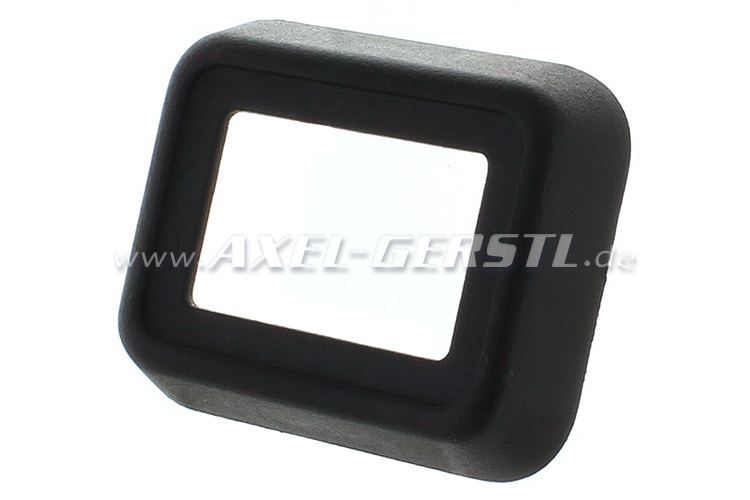 Bezel for door opener lever