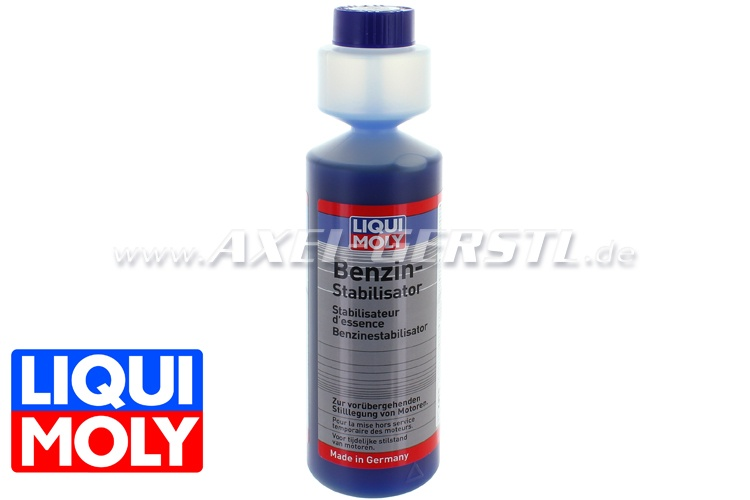 Petrol stabiliser, Liqui Moly, 250 ml