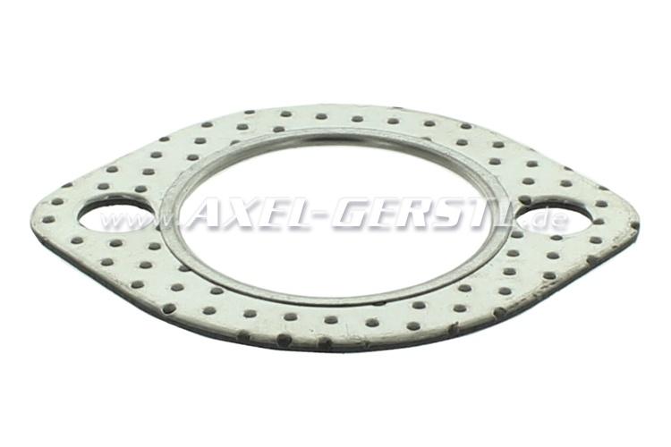 Exhaust manifold gasket (metal)
