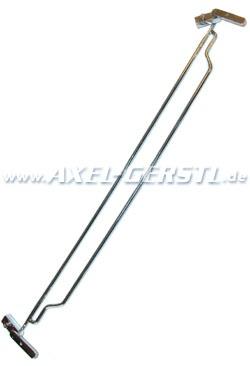 Barra per tergicristalli paralleli ABARTH 595