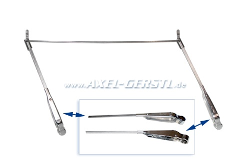 Parallel-wiper upgrade-kit