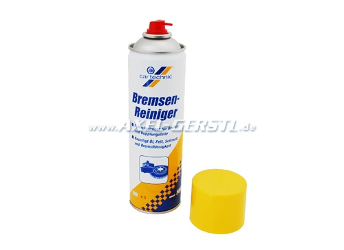 Brake cleaner Cartechnic, spray, 500 ml