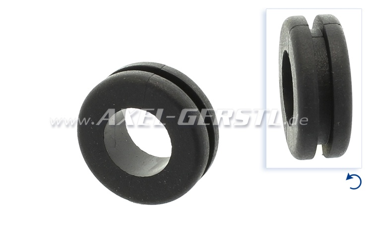 Grommet for spark plug cable