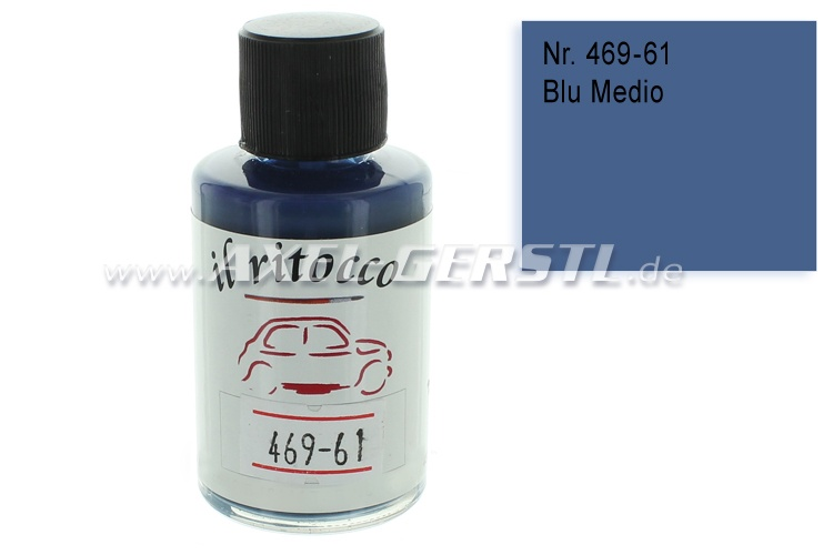Touch-up paint for the bodywork, blue (medium), N. 469