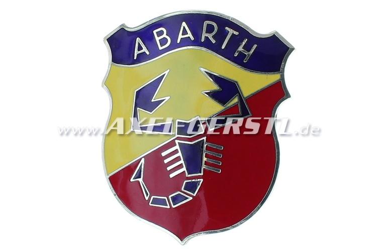 Blason Abarth 70 mm