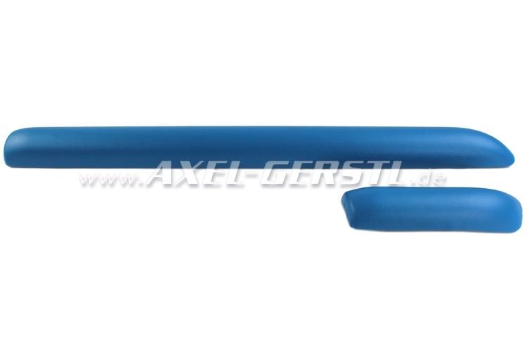 Knieschutzleisten-Satz für Armaturenbrett, blau