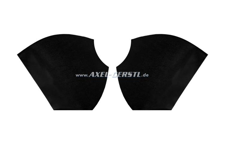 Seiten-/Radlaufverkleidung schwarz (Skay), paarweise li./ re
